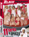 11herbs SPICES--のDVD画像